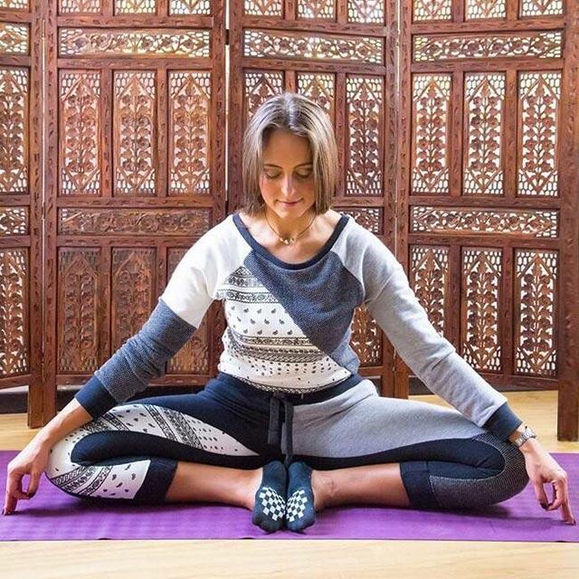 Межакова Ирина - сетрифицированный инструктор йоги