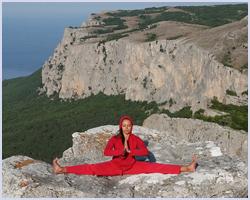 Межакова Ирина - сертифицированный инструктор йоги КПП