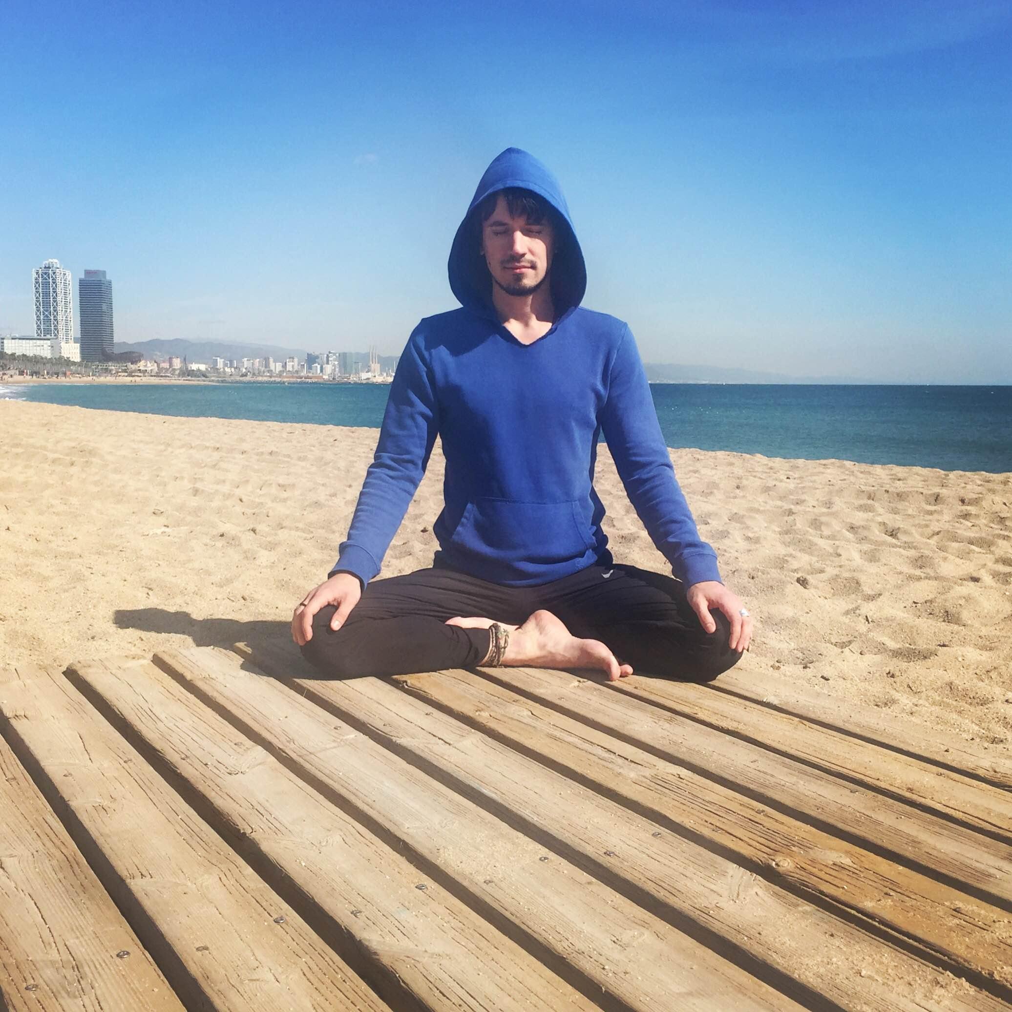 Yoga barc